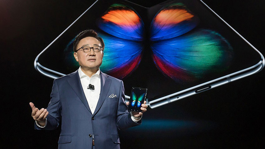 Samsung Galaxy Fold Güney Kore
