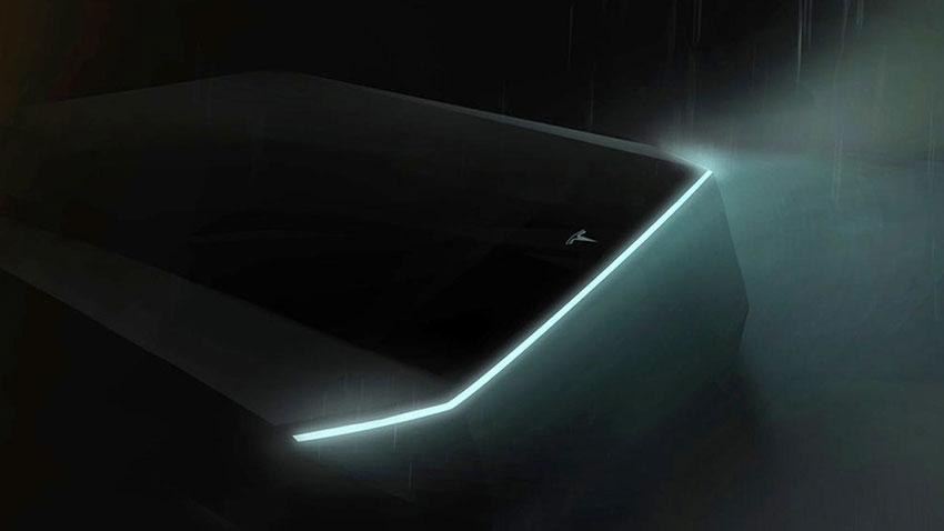 Tesla Elektrikli Pick-Up