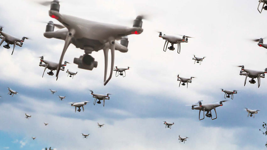 Türkiye Drone Ordusu Kargu 1
