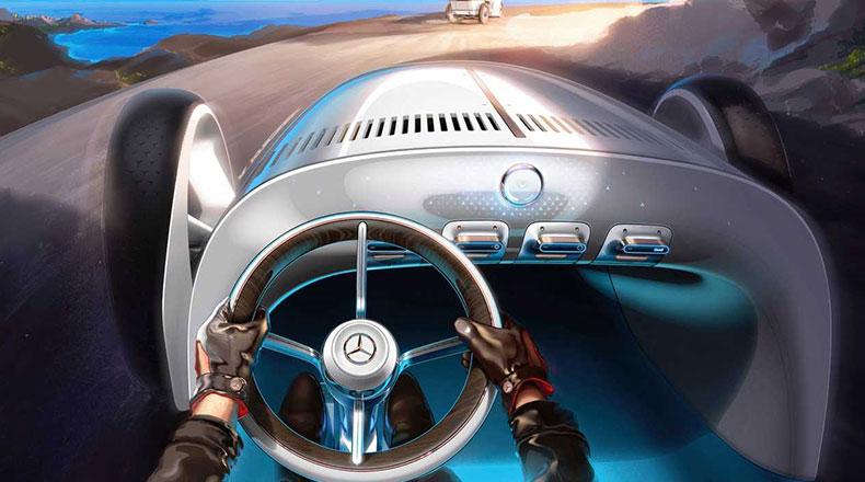 Vision Mercedes Simplex 3
