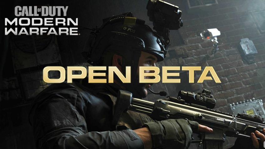 COD: Modern Warfare'nin Açık Beta Tarihi Açıklandı