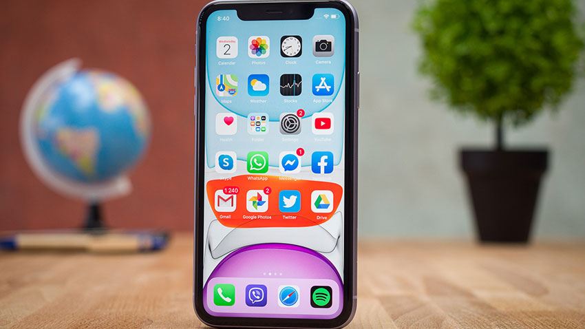 Apple iPhone11 Üretimi