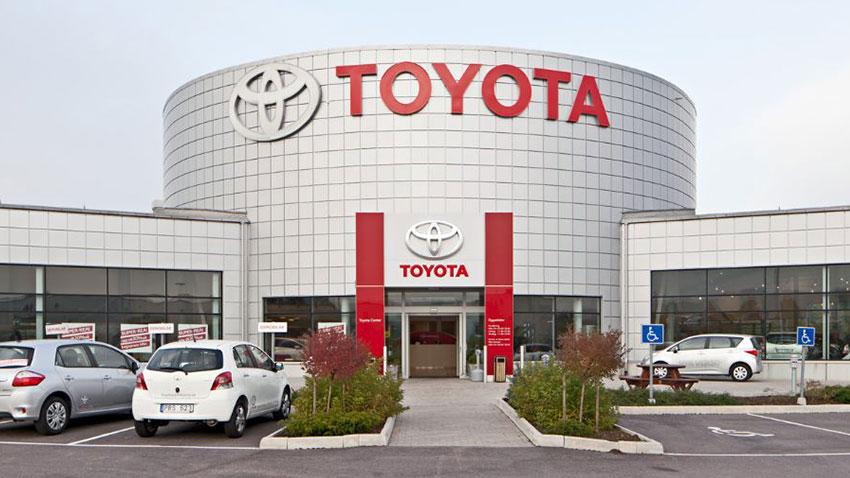 Dünyanın En Çok Tercih Edilen Otomobili Toyota 1