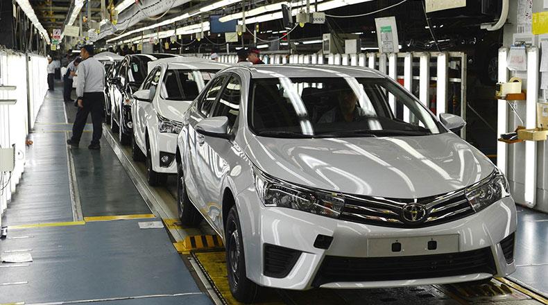 Dünyanın En Çok Tercih Edilen Otomobili Toyota 2
