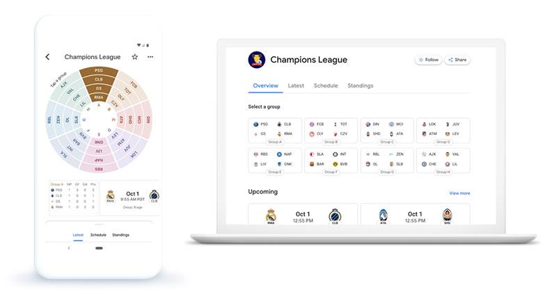 Google UEFA Şampiyonlar Ligi 2