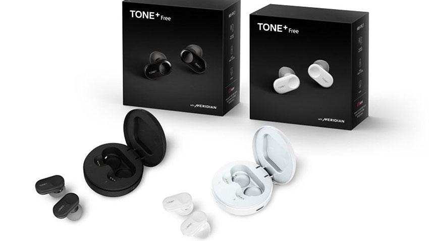 LG Tone Free Kablosuz Kulaklık