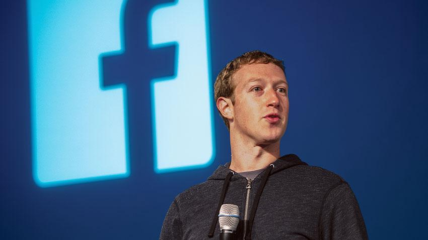 Mark Zuckerberg Facebook Canlı Yayını 1