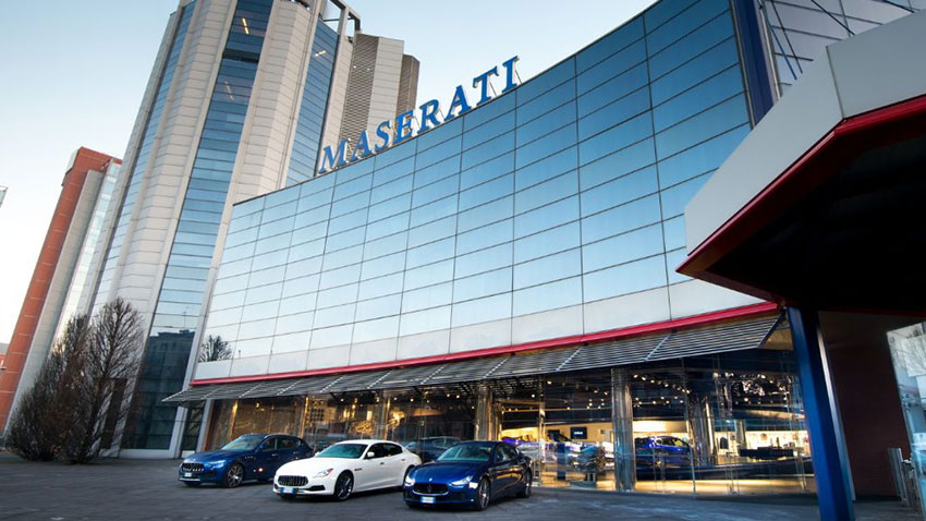 Maserati Yeni Yatırım 1