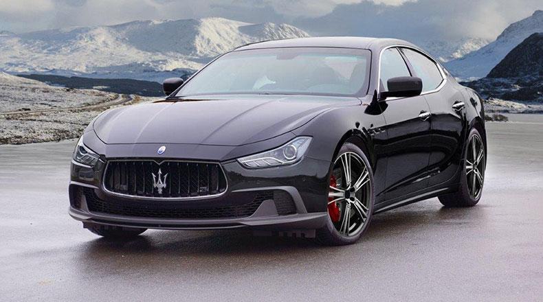 Maserati Yeni Yatırım 2