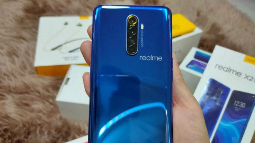 Realme X2 Pro Hızlı Şarj