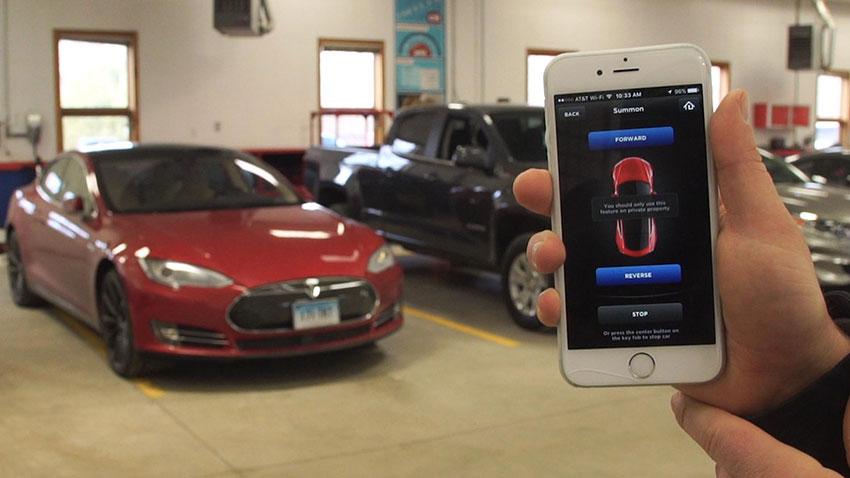 Tesla Kaza Videoları