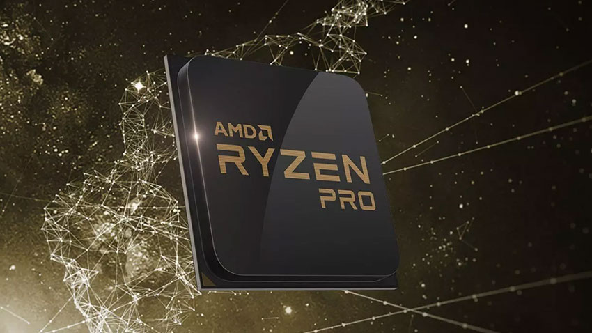 Üçüncü Nesil AMD Ryzen Pro 1