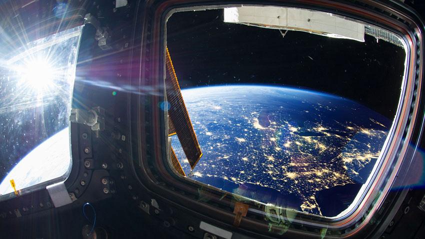 Uluslararası Uzay İstasyonu Et Üretimi 1