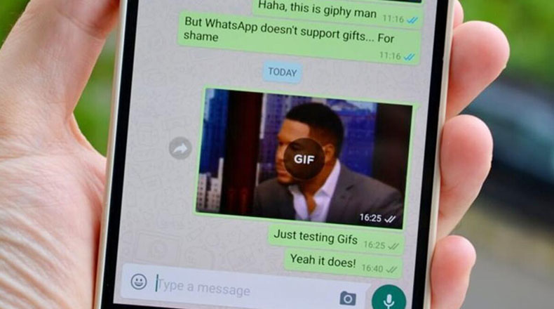 WhatsApp GIF Tehlikesi 2