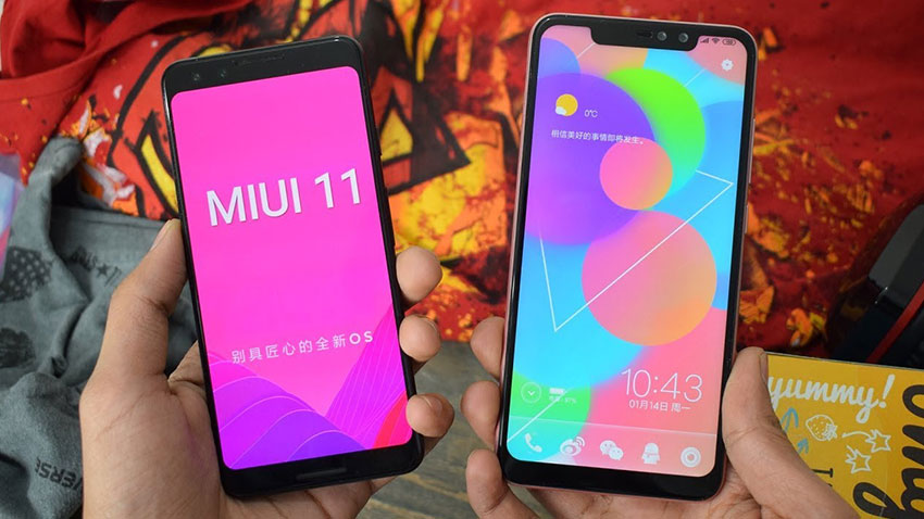 Xiaomi MIUI 11 Güncellemesi