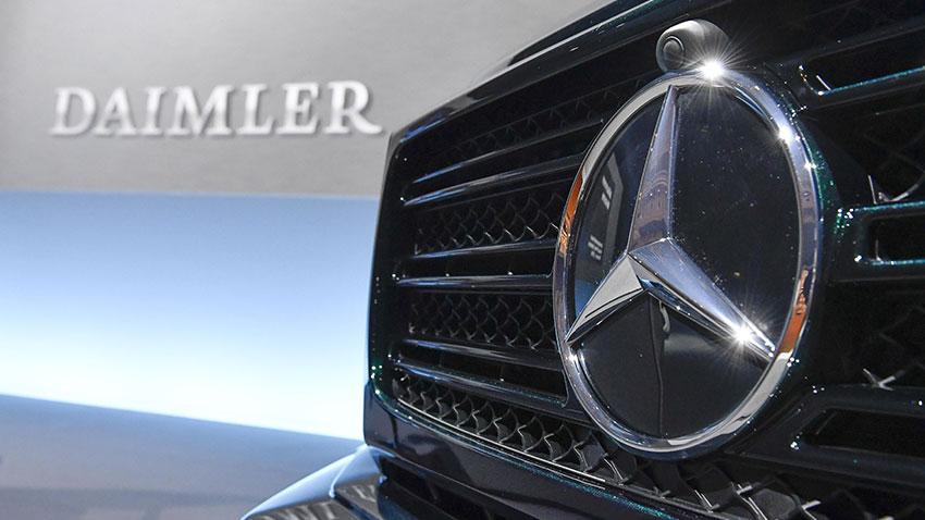Daimler Mercedes İşten Çıkarma 1