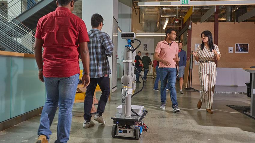Google Kendi Kendine Öğrenebilen Robotlar 1