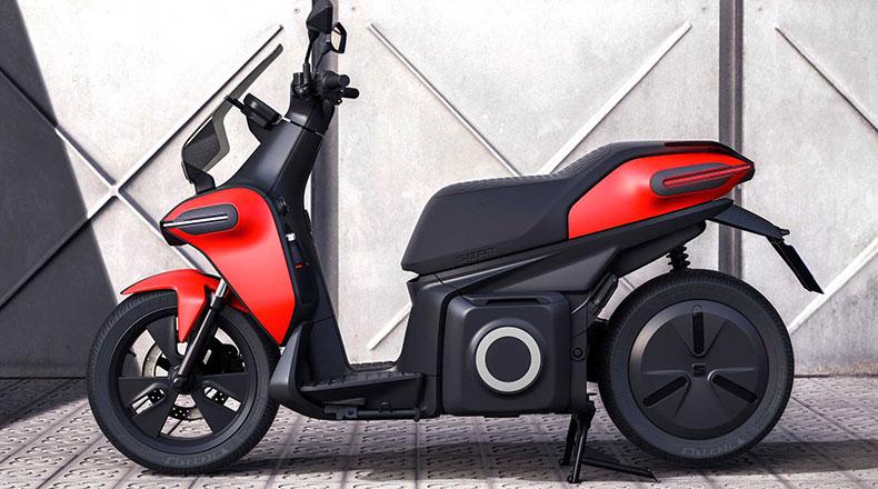 Seat Elektrikli Scooter Modelleri 2