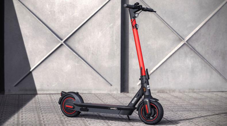 Seat Elektrikli Scooter Modelleri 3