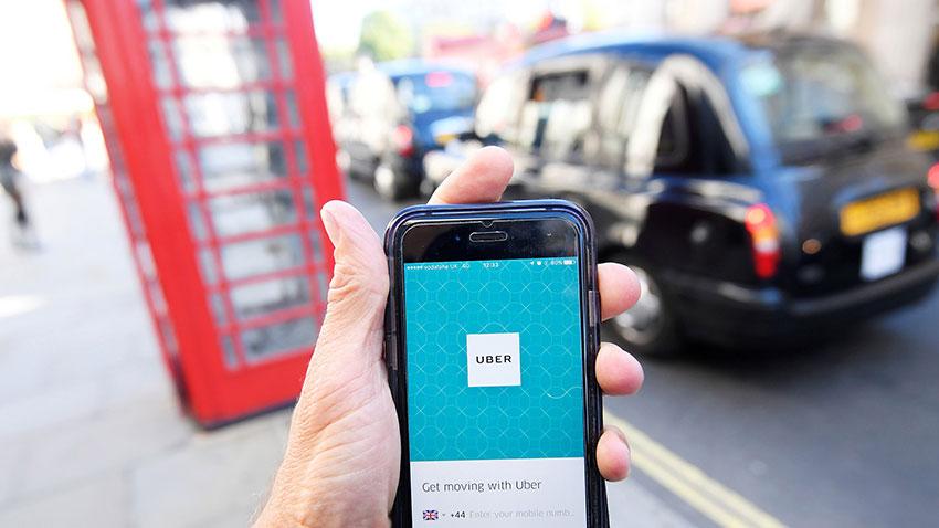 Uber Londra Lisans İptali 1