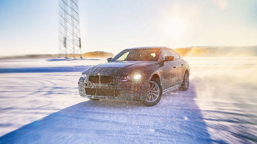 BMW Yeni Elektrikli i4 1