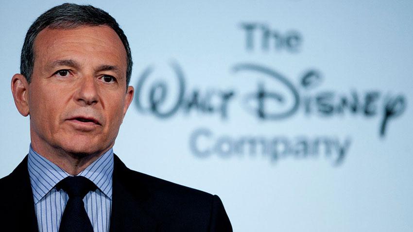 Disney CEOsu Bob Iger