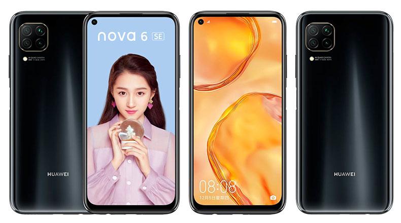 Huawei Nova6 SE 2