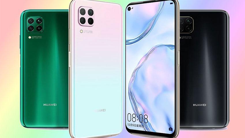 Huawei Nova6 SE