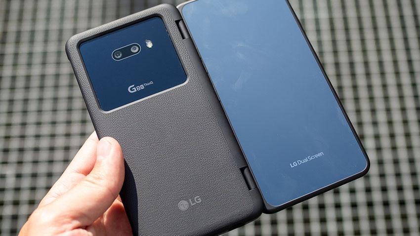 LG Katlanabilir Telefon Kılıfı 1