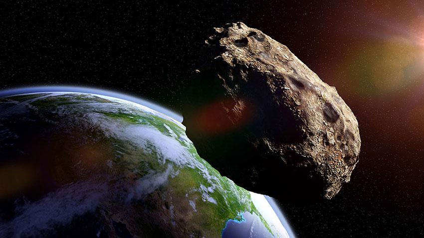 NASA ESA Asteroit Tehdidi 1