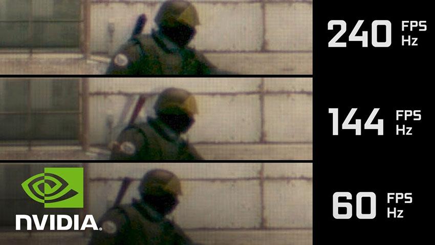 NVIDIA FPS Videosu