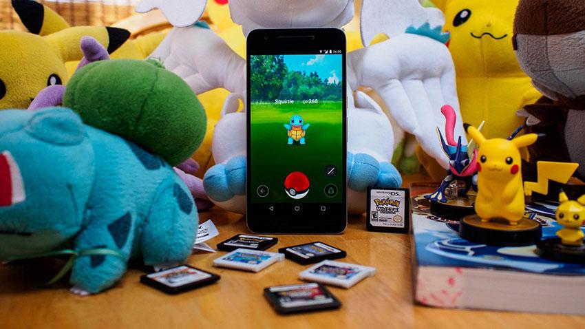 Pokemon Go Artırılmış Gerçeklik Gözlüğü 1