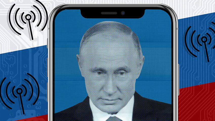 Rusya Vladimir Putin Yeni Yasa