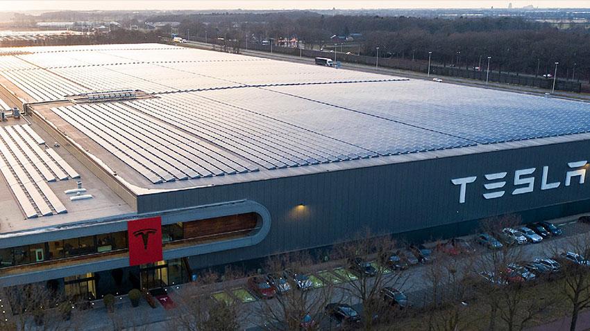 Tesla Gigafactory4 Üretim Kapasitesi 1