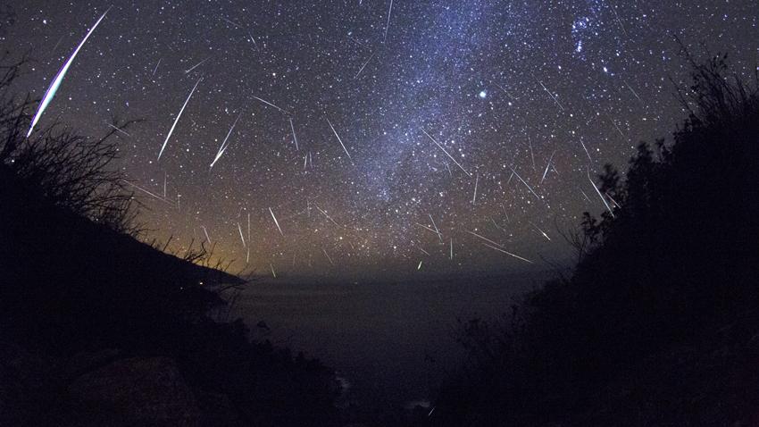 geminid meteor yağmuru