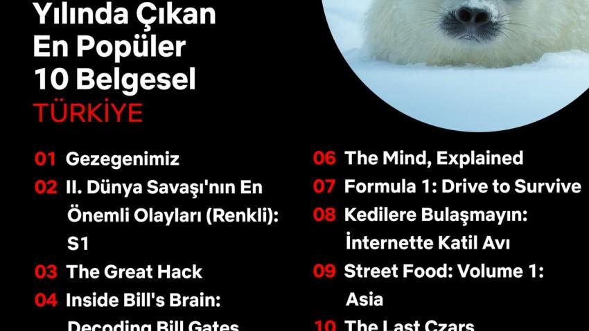 netflix türkiye 2019 belgesel
