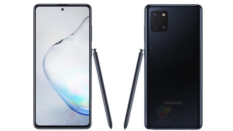 Samsung Galaxy Note 10 Lite Nasıl Görünecek?