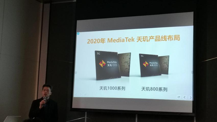 MediaTek Dimensity 800 Yonga Seti Tanıtıldı