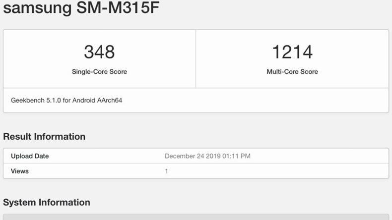 Samsung Galaxy M31 Geliyor!