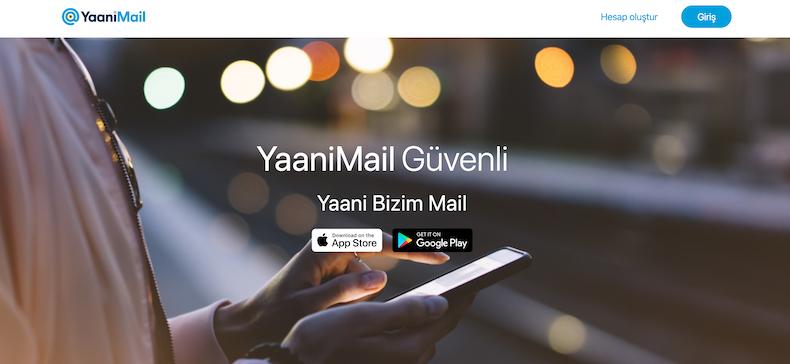Turkcell YaaniMail Yayında!