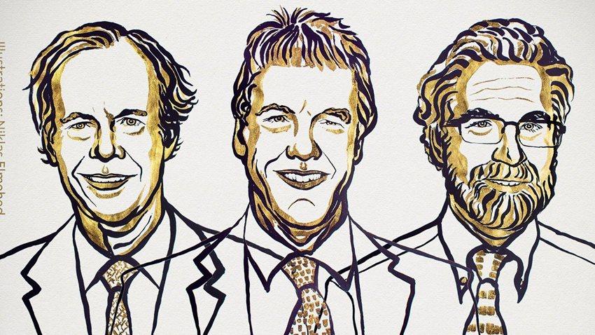 2019 Nobel Fizyoloji veya Tıp Ödülü William G. Kaelin, Sir Peter J. Ratcliffe ve Gregg Semenza'ya Verildi