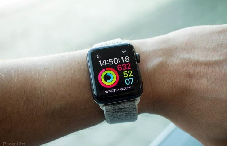 Apple Watch için Yeni Patentler Alındı