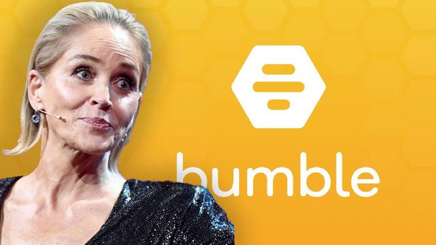 Sharon Stone Bumble'a Geri Döndü