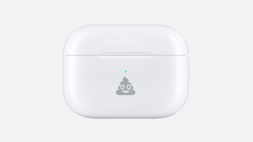 Apple AirPods Emoji 1