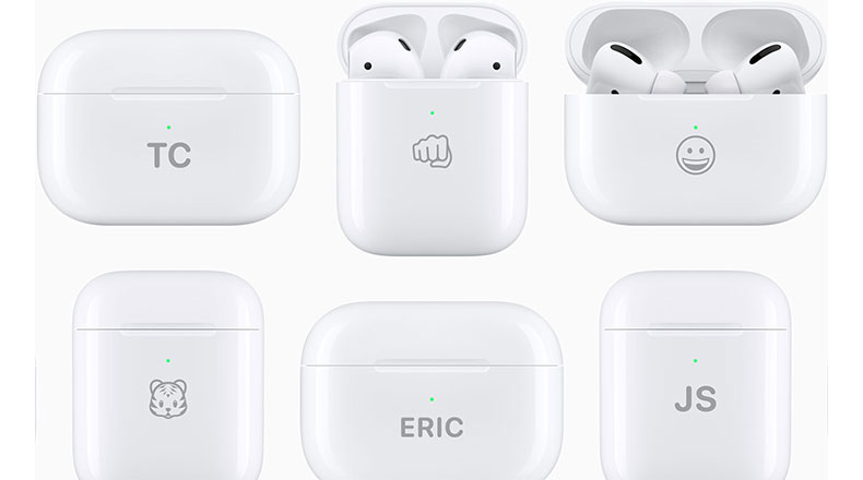 Apple AirPods Emoji 2