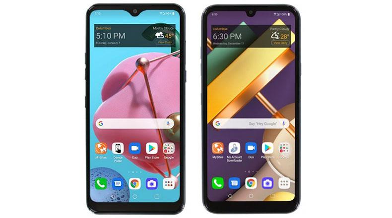 LG Bütçe Dostu Telefonlar 2