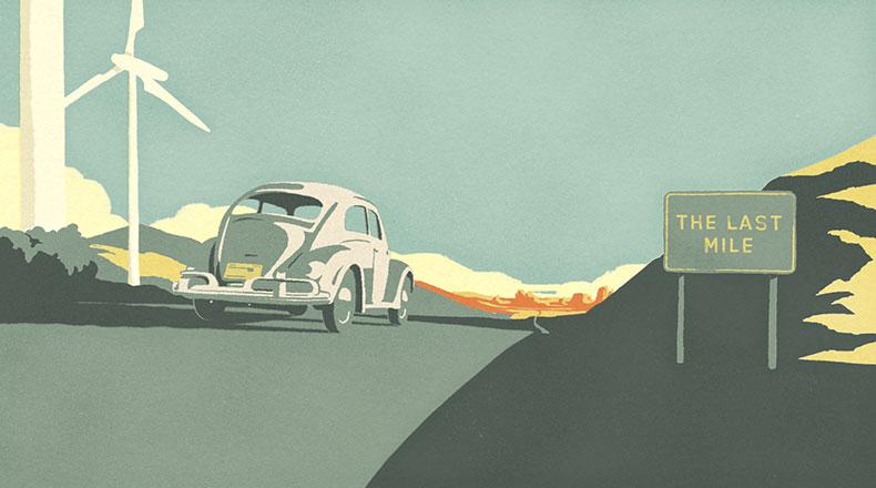 Volkswagen Beetle Veda Animasyonu 2