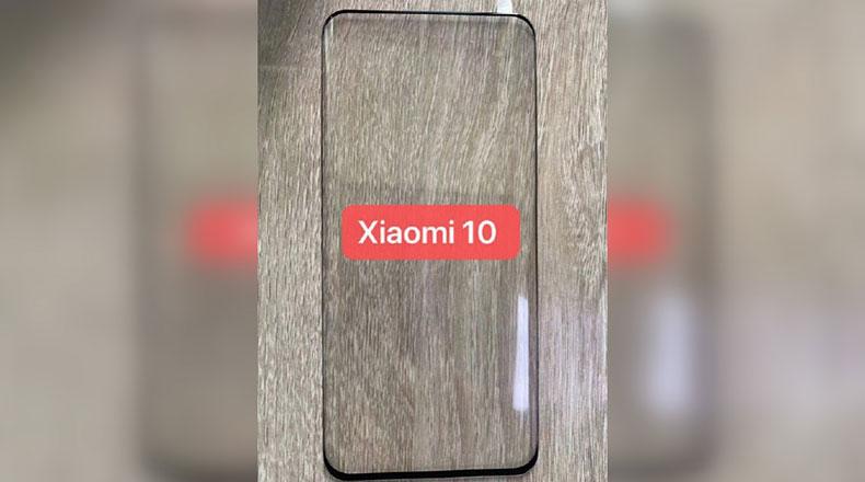 Xiaomi Mi 10 Ekran Koruyucu 2