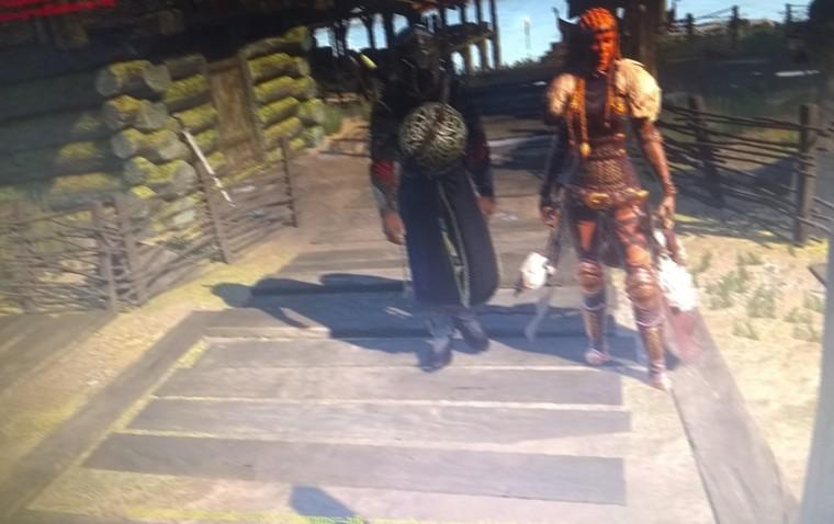 assassins creed ragnarok karakterler