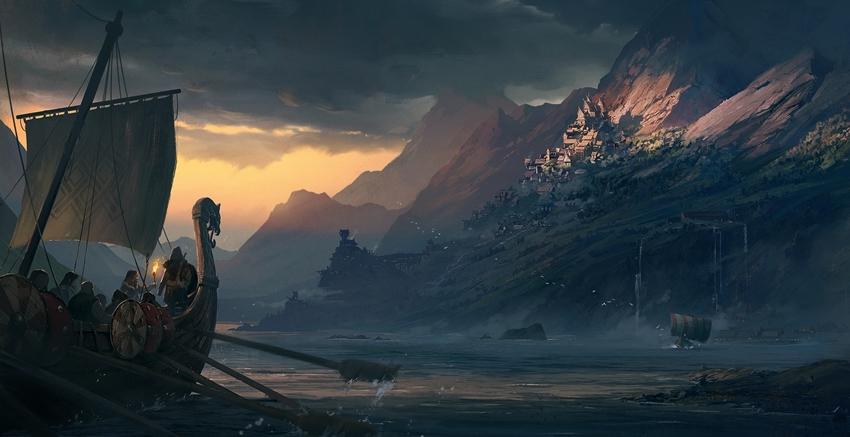 assassins creed viking gemisi